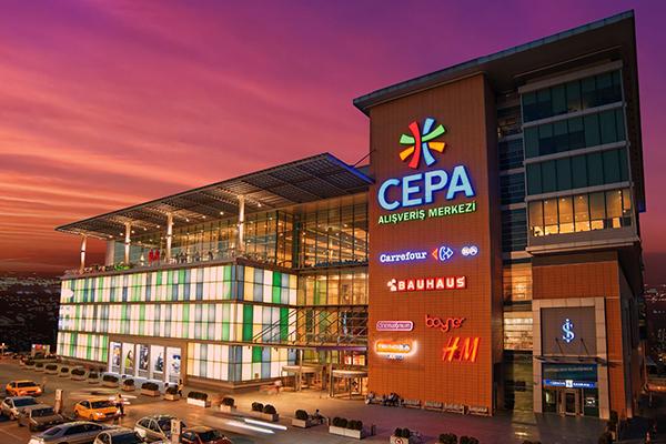 مرکز خرید سپا در آنکارا