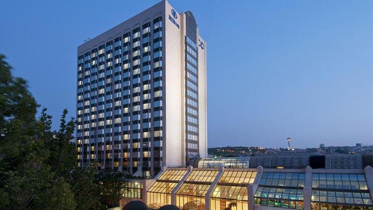 هتل هیلتون اس ای آنکارا