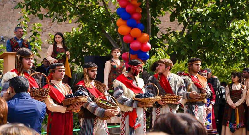 فستیوال موسیقی ارمنستان