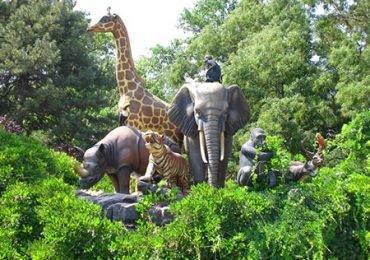 پارک جنگلی آتاتورک از مکان های دیدنی آنکارا