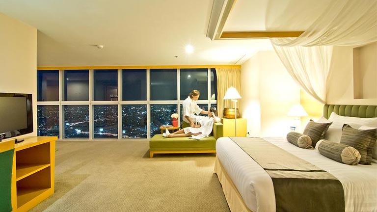 هتل باییوک اسکای بانکوک
