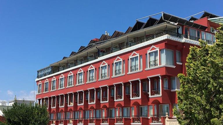 هتل بیلم های کلاس آنتالیا