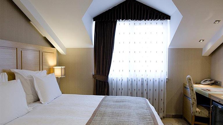 هتل و مرکز همایش بیلکنت آنکارا
