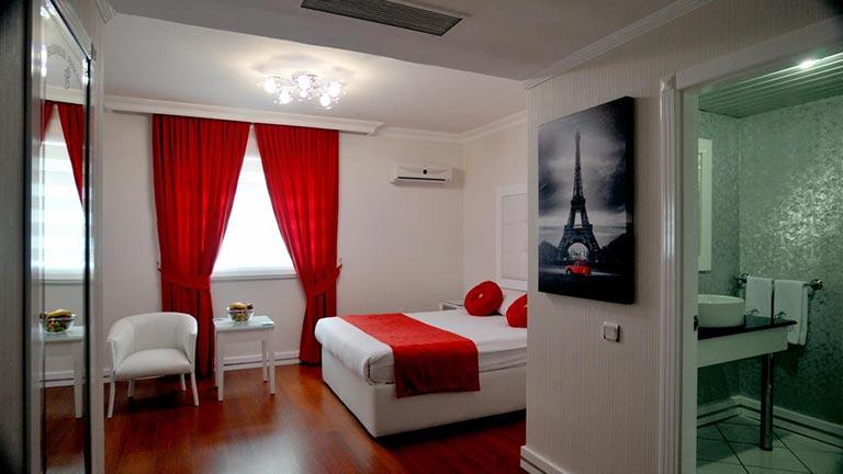 هتل بیزینس پارک آنکارا