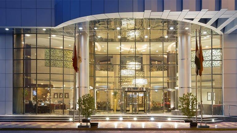 هتل سیتی سیزنز دبی