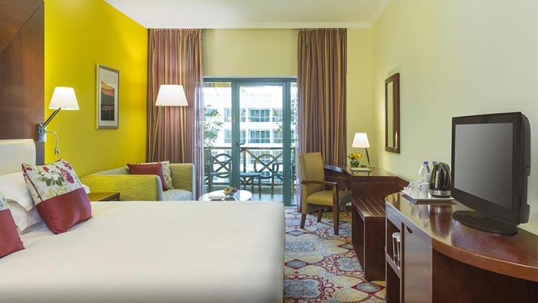 هتل کرال دیره دبی