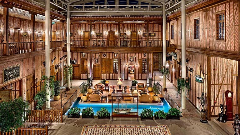 هتل دیوان چوکورهان آنکارا