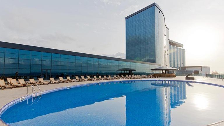 هتل یوفوریا باتومی