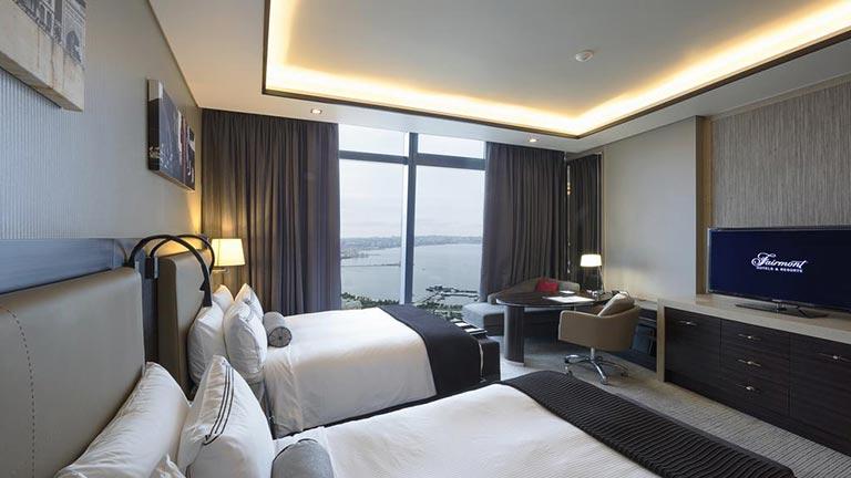 هتل فیرمونت فلیم تاور باکو