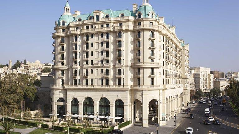 هتل فورسیزنز باکو