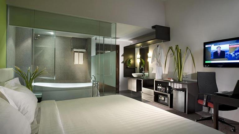 هتل فوراما ریور فرانت سنگاپور
