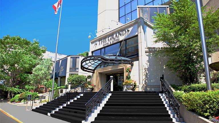 هتل و سوئیتهای گرند تورنتو
