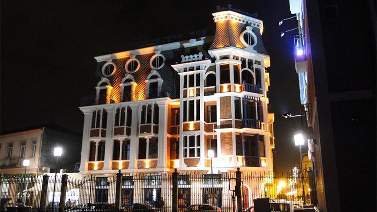 هتل اولد تاون باتومی