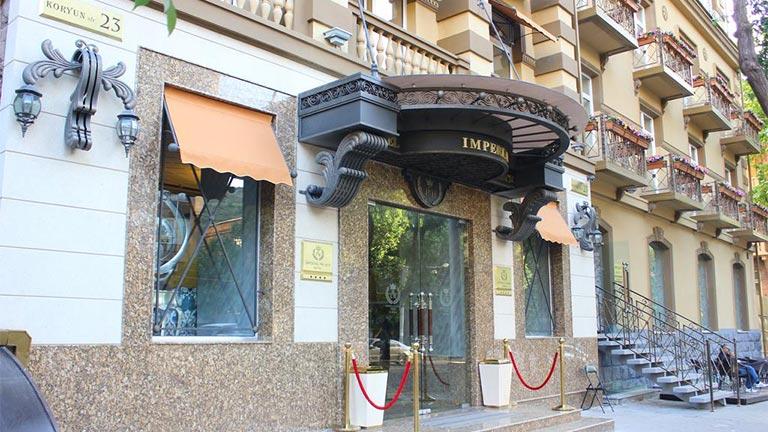 هتل ایمپریال ارمنستان