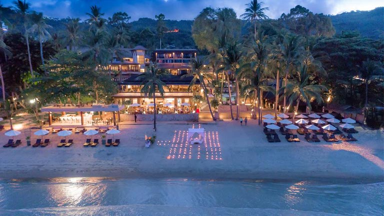 هتل ایمپانا ریزورت چاونگ سامویی