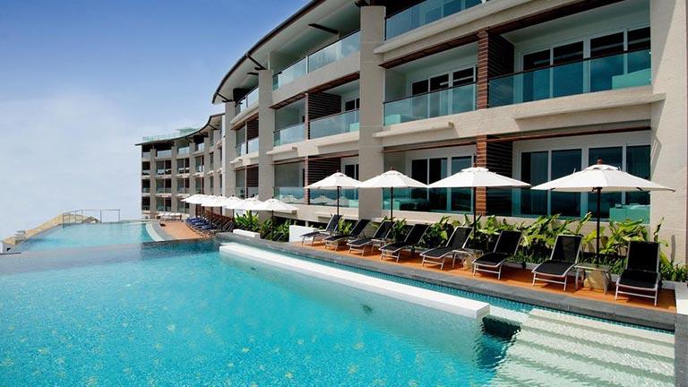 هتل ویلایی اُوِر واتر کیسی سامویی
