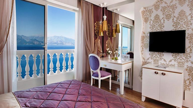 هتل لا بوتیک آنتالیا
