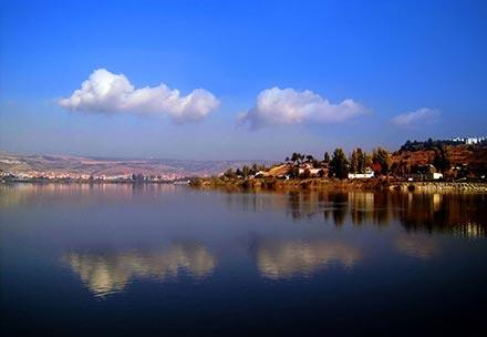 دریاچه موگان آنکارا