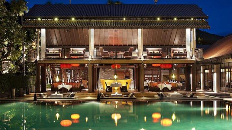 هتل لمردین سامویی