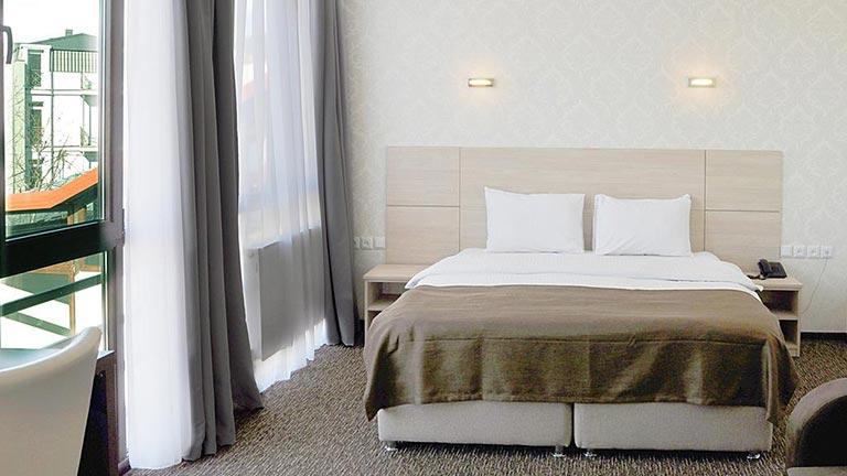 هتل لایت هاوس الد سیتی تفلیس
