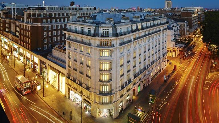 هتل ماریوت پارک لین لندن