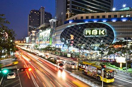 مگامال ام بی کا بانکوک