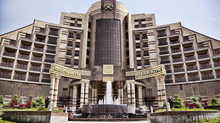 هتل مولتی گرند ارمنستان