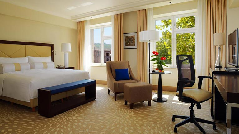 اتاق های هتل ماریوت ارمنستان