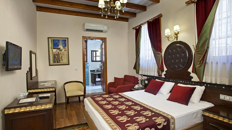 هتل مدیترا آرت آنتالیا
