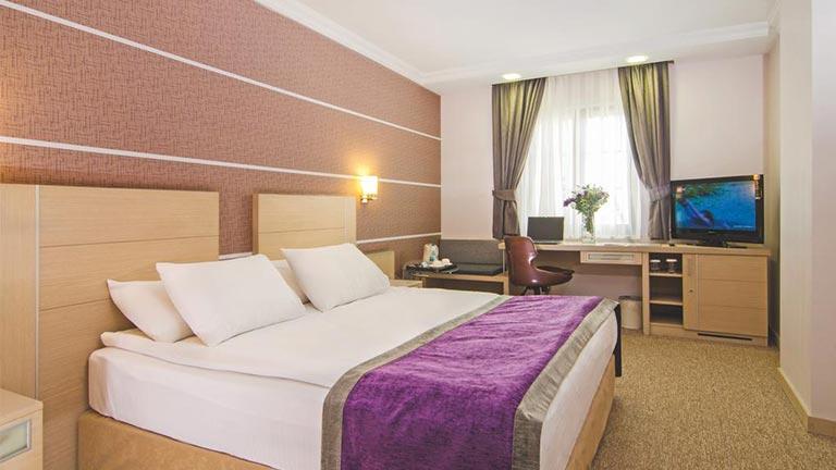 هتل میداس آنکارا