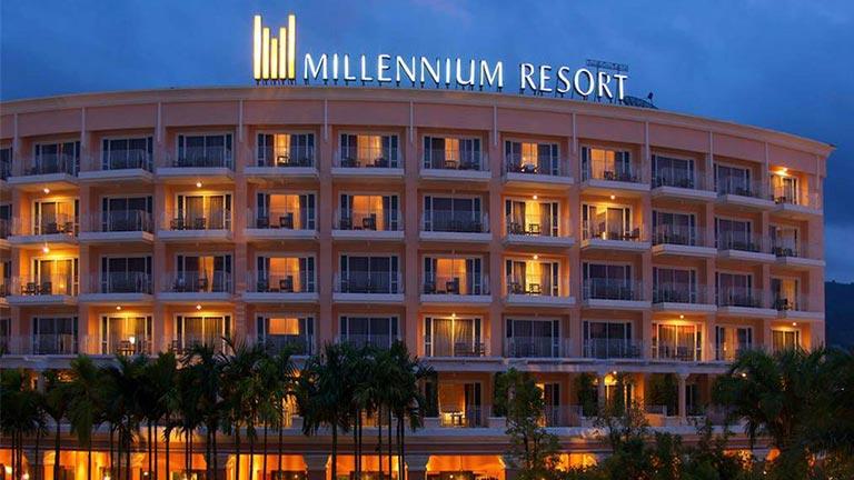 هتل میلینیوم ریزورت پاتونگ پوکت