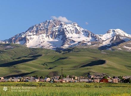 کوه آراگاتس ارمنستان