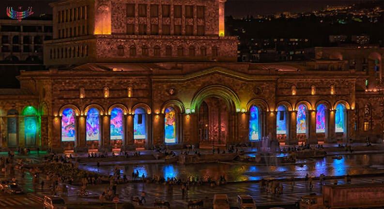دو سالانه یک ملت ٬ یک فرهنگ ارمنستان