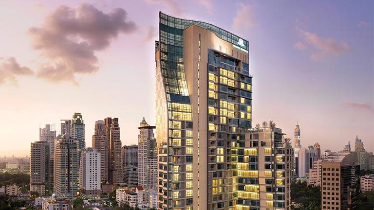 هتل اورینتال رزیدنس بانکوک