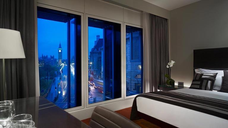 هتل پارک پلازا وستمینستر بریج لندن