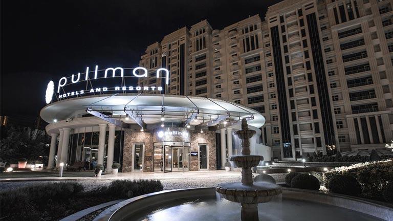هتل پولمن باکو