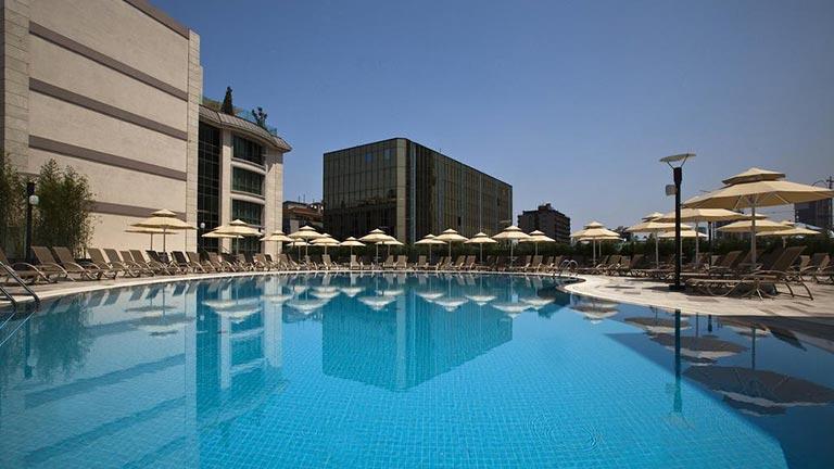 هتل رادیسون بلو سیسلی استانبول