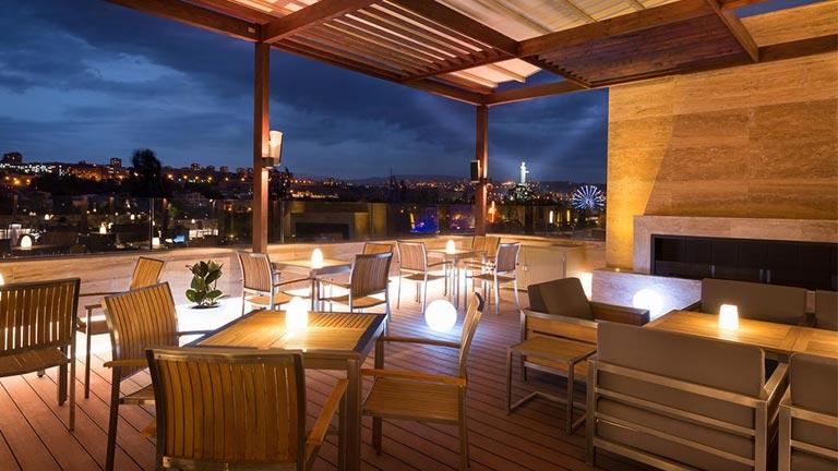 هتل رادیسون بلو ارمنستان