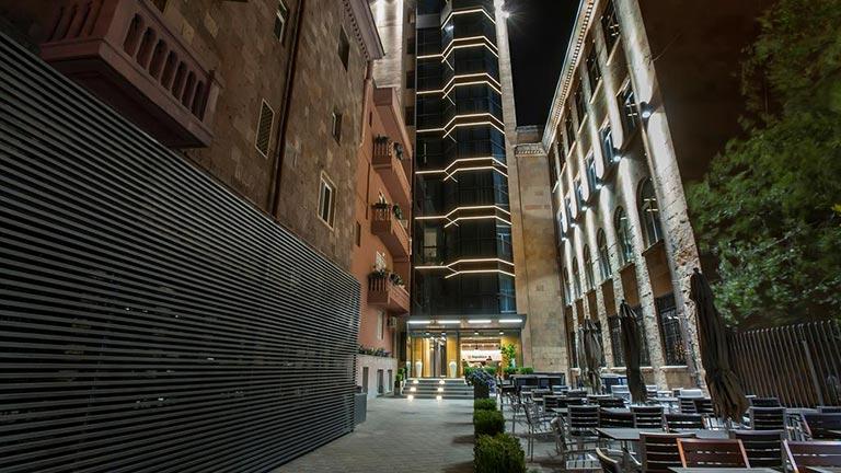 هتل ریپابلیکا ارمنستان