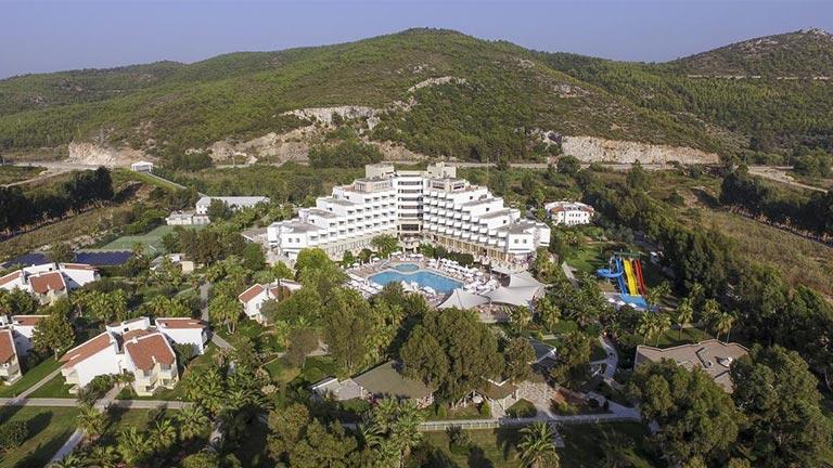 هتل ریچموند افسوس کوش آداسی