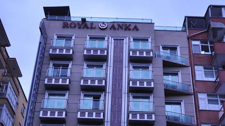 هتل رویال آنکا آنکارا