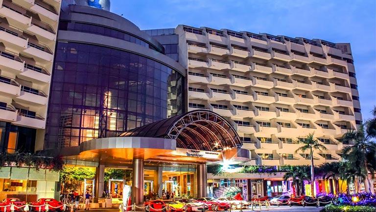 هتل رویال کلیف بیچ پاتایا