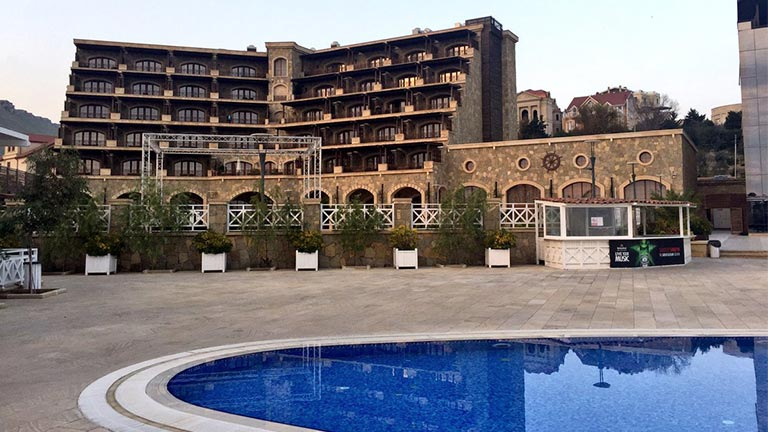 هتل سفیر مارین باکو