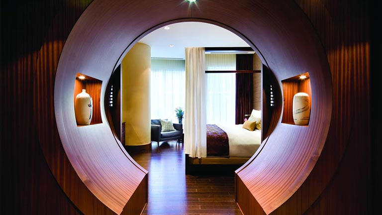 هتل شانگری لا تورنتو