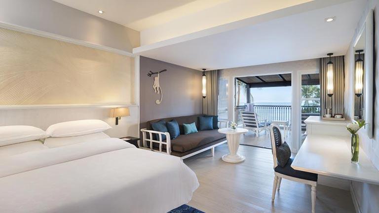 هتل شرایتون سامویی