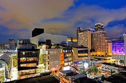 میدان سیام بانکوک