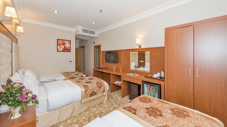 هتل اسکالیون استانبول