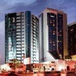 هتل کراون پلازا شیخ زائد دبی