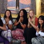 بایدها و نبایدها در بازدید از معبدهای بودایی