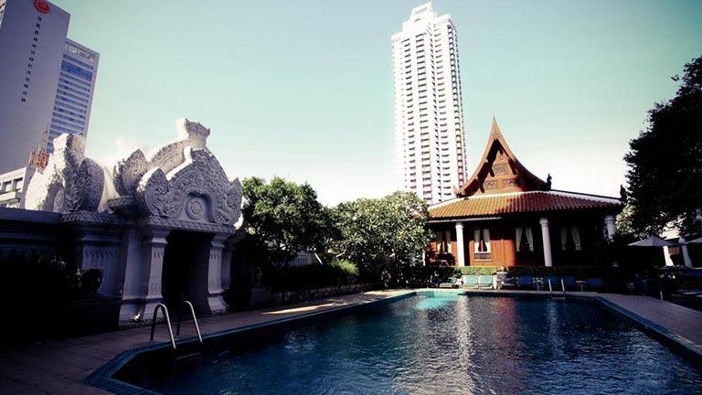 هتل ایندرا ریجنت بانکوک